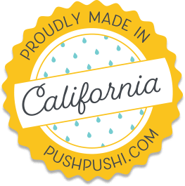 Proudly Made in California