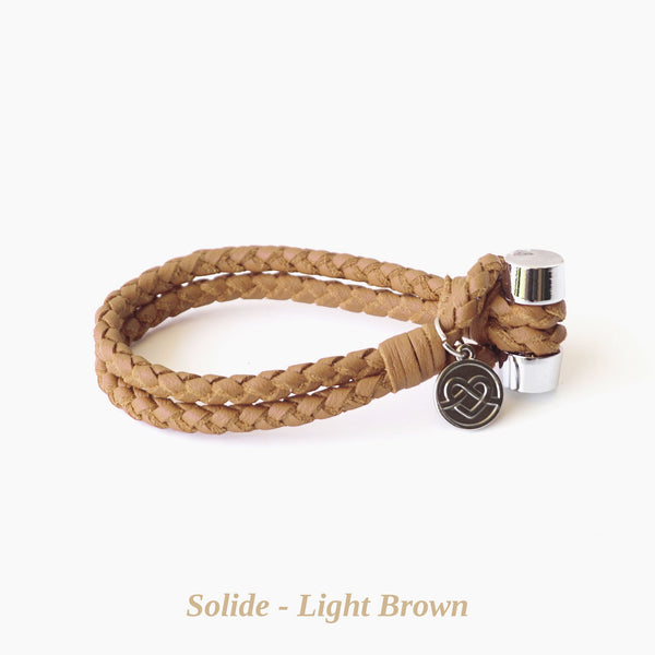Light Brown Solide Bracelet