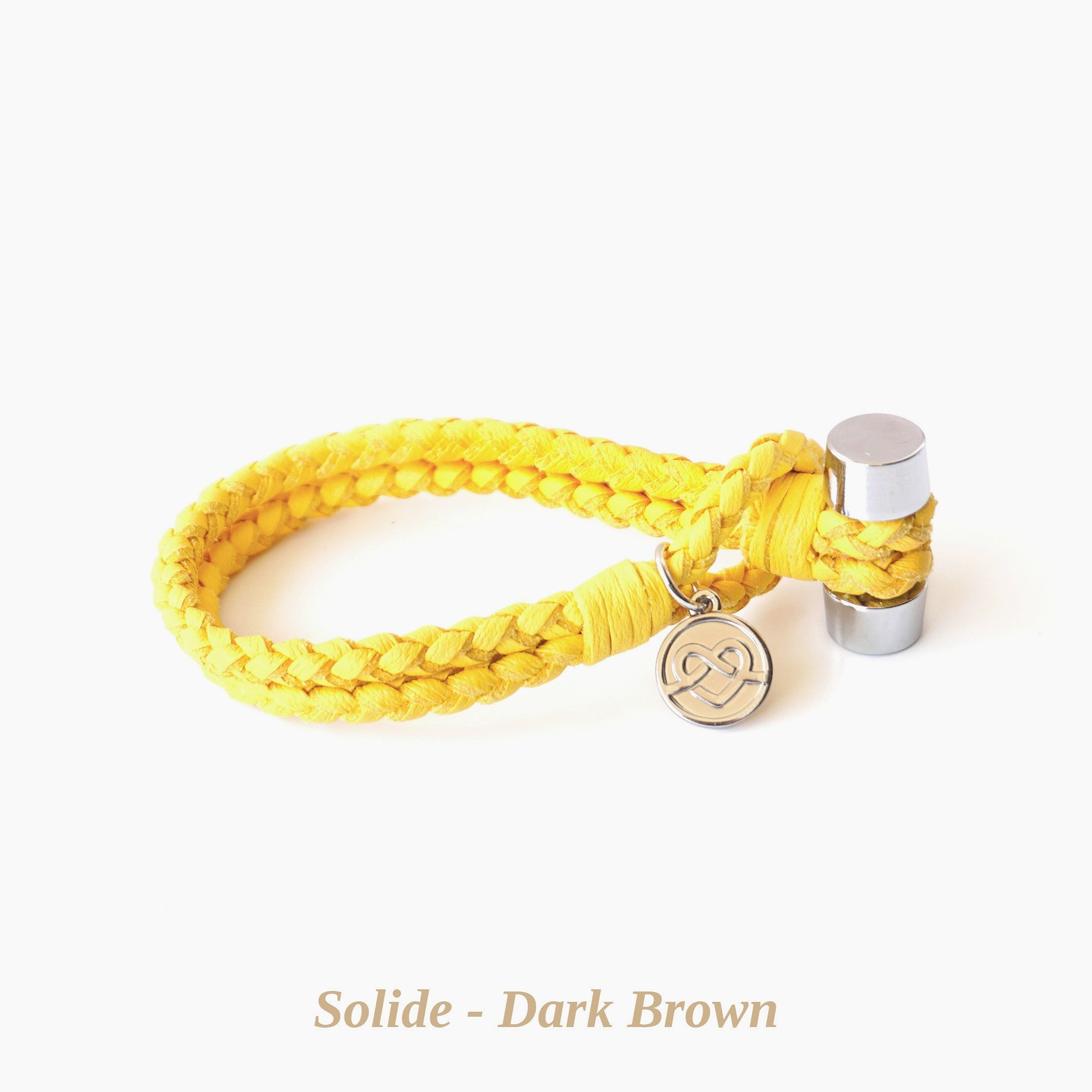 Yellow Solide Bracelet