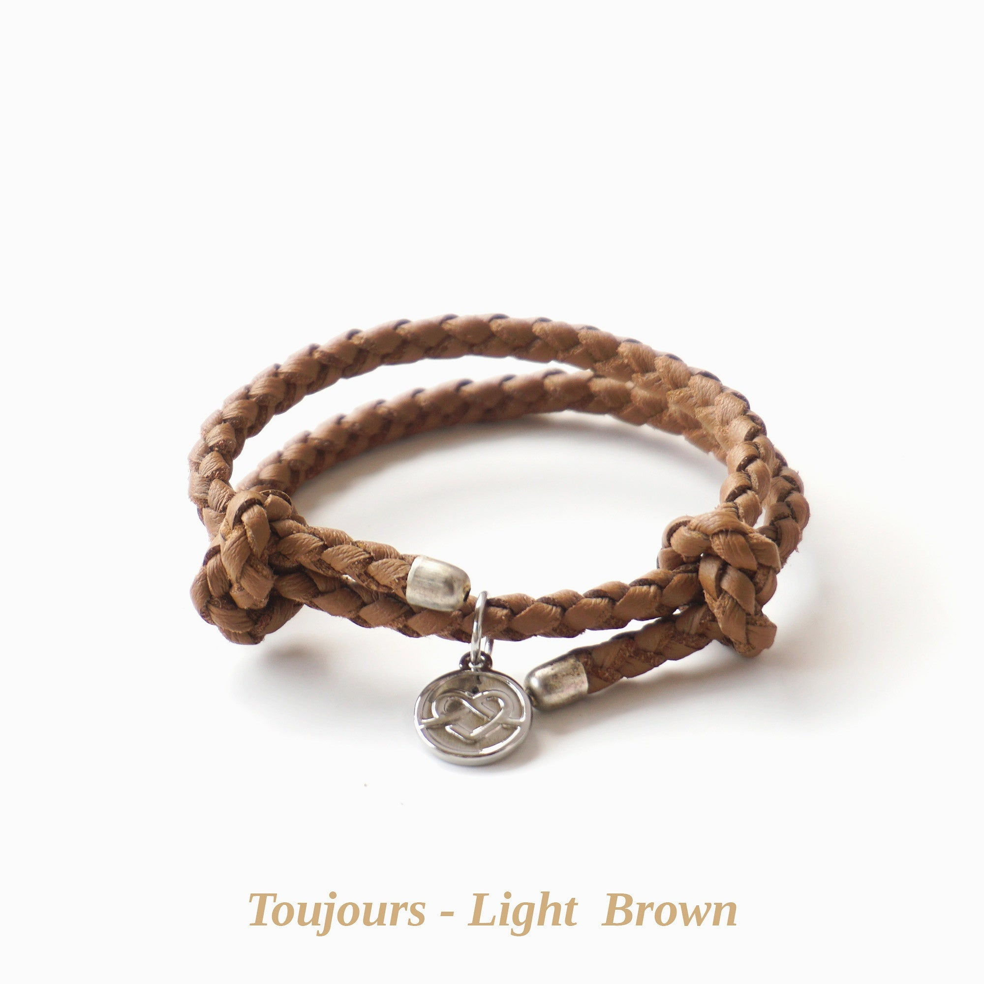 Light Brown Toujours Bracelet