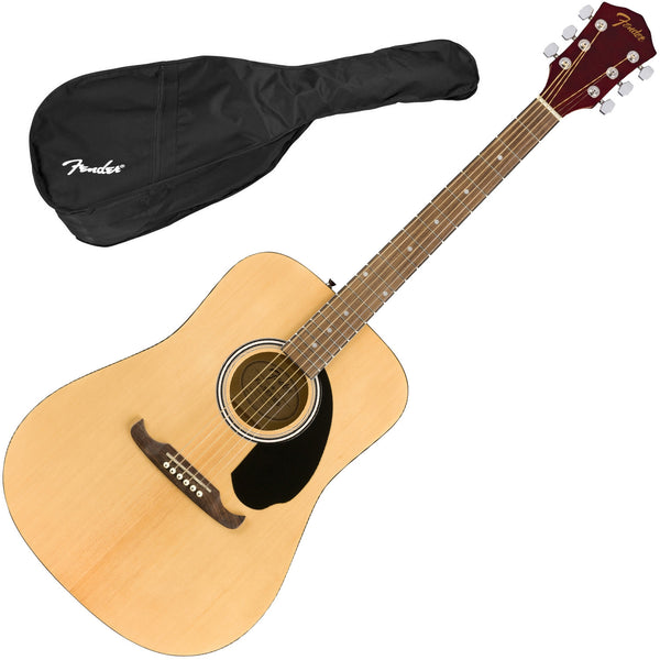Fender 0971210521 Acoustic Guitar w/Bag
