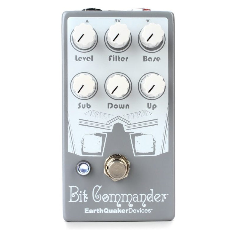 Earthquaker BITCOMMANDER2 Octave Synth Effects Pedal V2