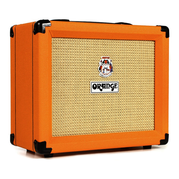 "Orange CRUSH20RT Twin Channel Solid State Crush 1x8"" Guitar Amplifier"
