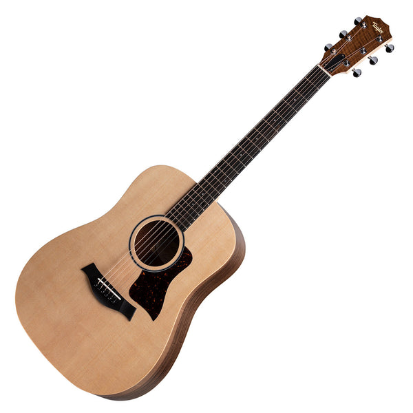 Taylor BBTEWALNUT Big Baby Acoustic Electric Sitka Spruce Top Layered Walnut Back with Bag