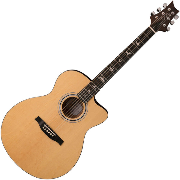 PRS SE AX20E Angelus Cutaway Acoustic Electric in Natural - AXE20ENA