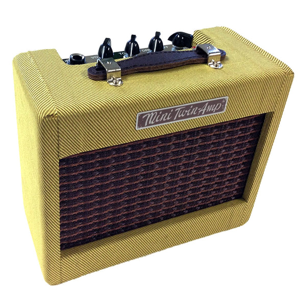 Fender Mini '57 Twin Tweed Electric Guitar Amplifier - 234811000