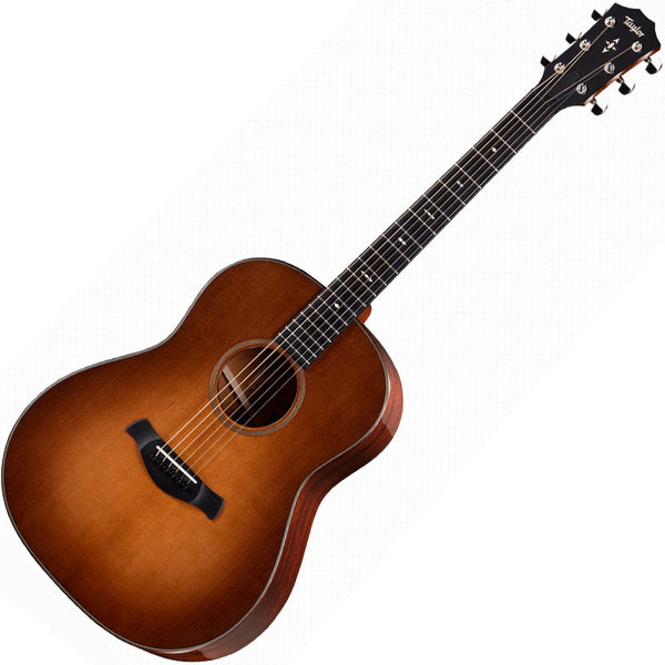 Taylor Grand Pacific Builder's Edition 517-WHB V-Class Acoustic Guitar in Wild Honeyburst