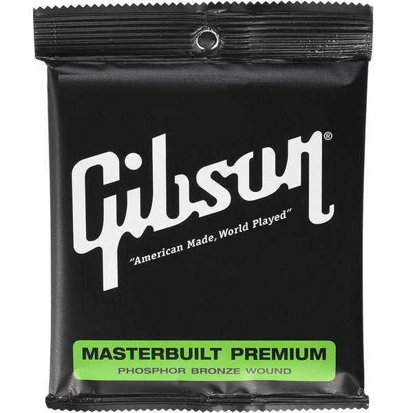 Gibson Master Built PB 13-56 Acoustic Strings - Guitar - GMB13