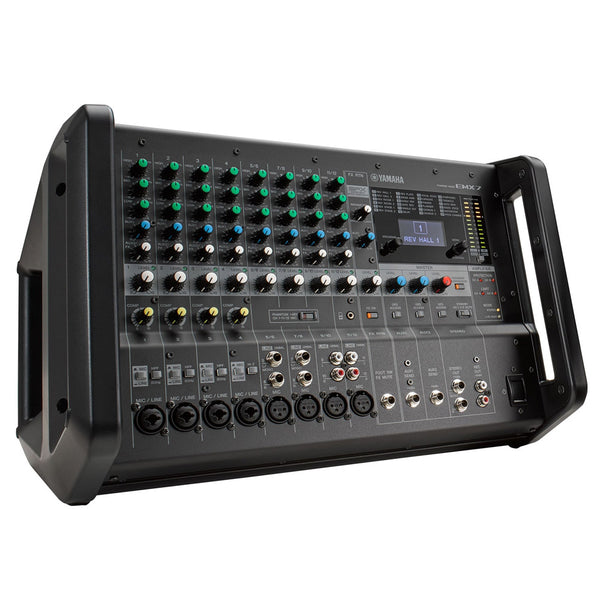 Yamaha EMX7 12 Channel 2x 500W Powered Mixer