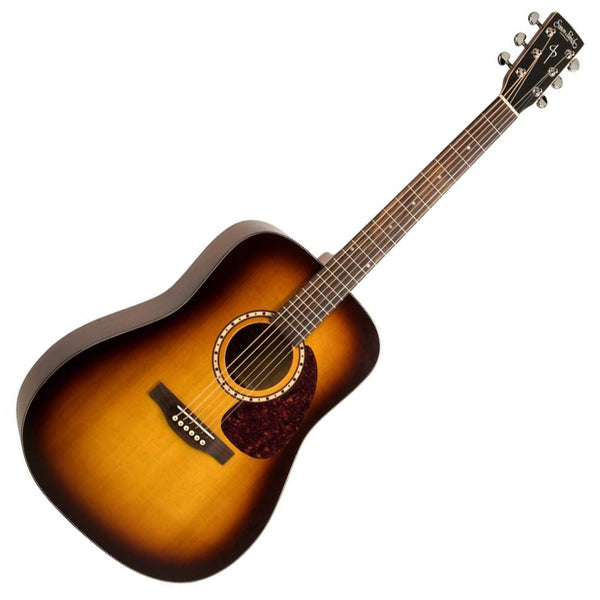 Simon & Patrick Songsmith Acoustic Guitar Dreadnought in Burst - 030088