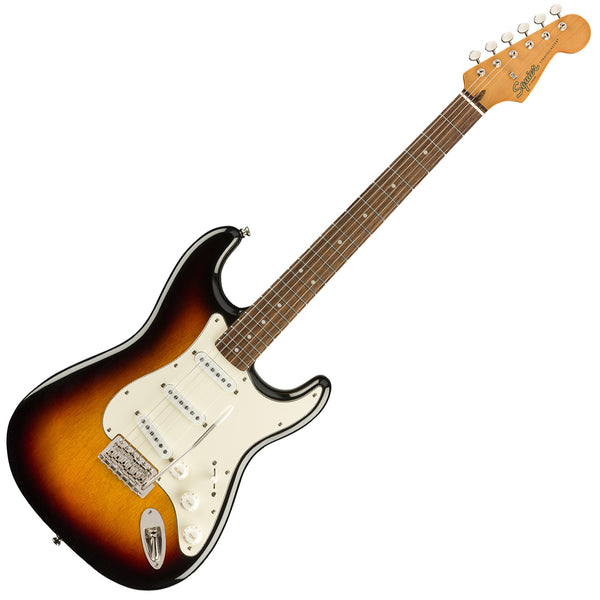 Squier Classic Vibe '60s Stratocaster Electric Guitar Laurel in 3-Color Sunburst - 0374010500