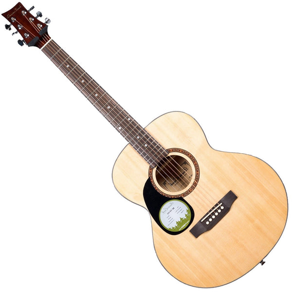 Beaver Creek BCTF101L Left Hand Folk Acoustic Guitar