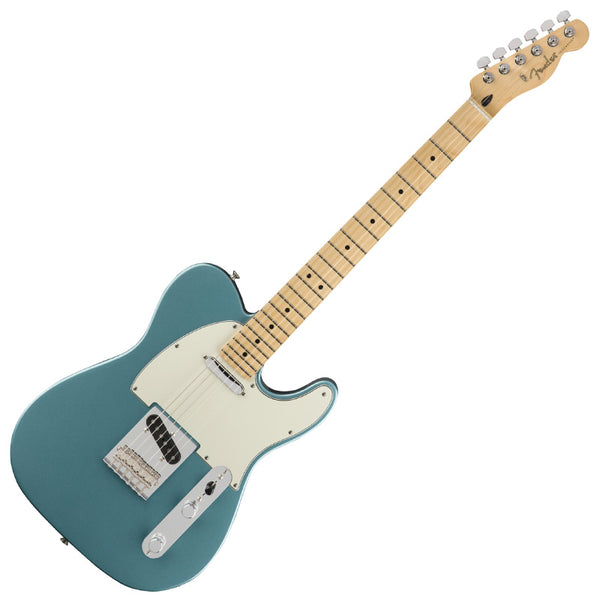Fender 0145212513 Player Telecaster Electric Guitar Maple Neck in Tidepool