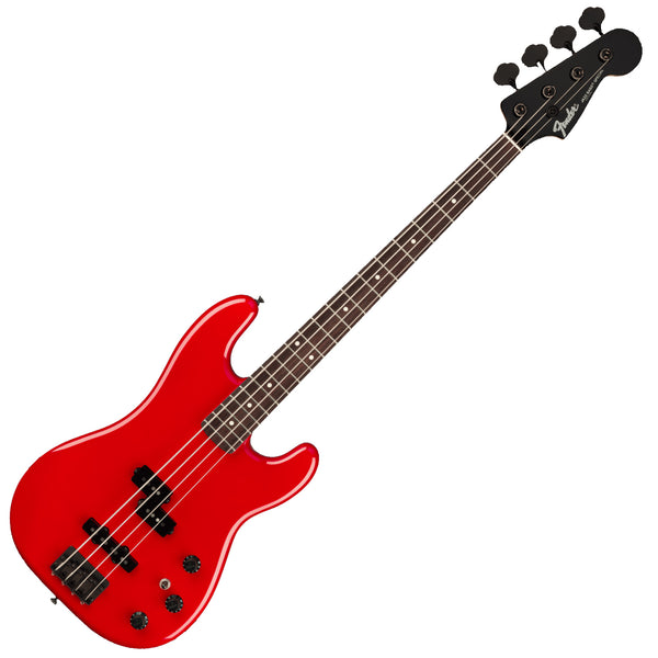 Fender Boxer Series MIJ PJ Bass Guitar in Torino Red - 0251760358