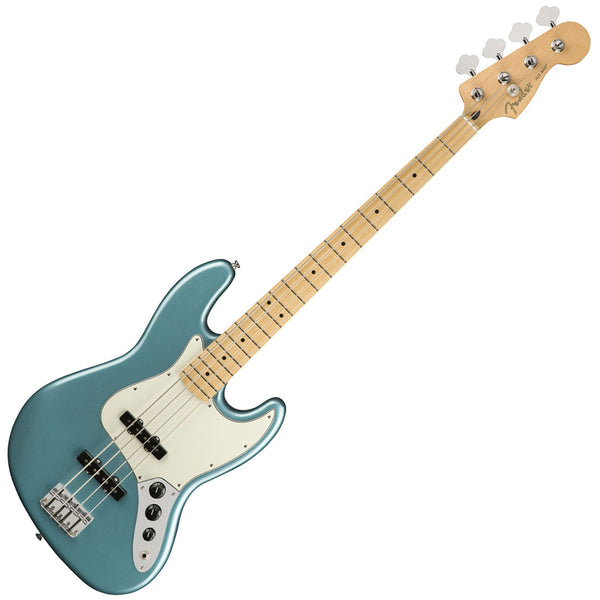 Fender 0149902513 Player Jazz Bass Guitar Maple Neck in Tidepool