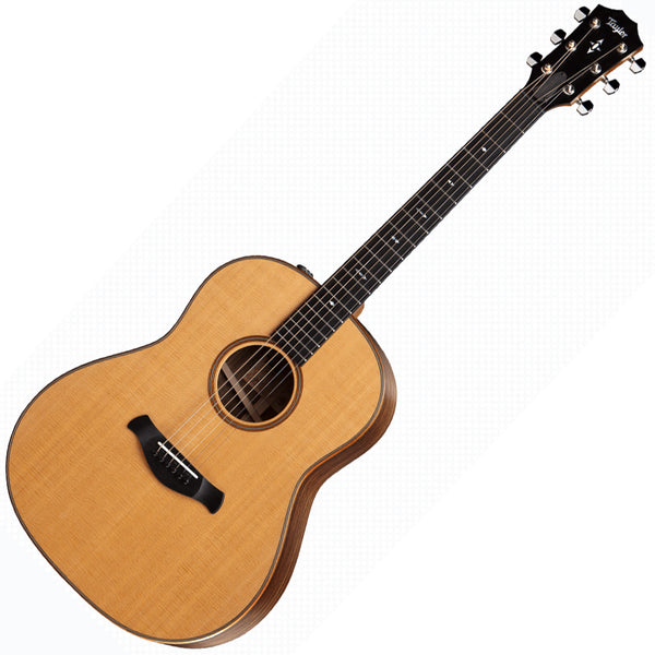 Taylor Grand Pacific Builder's Edition V-Class 717E Acoustic Electric in Natural with Case
