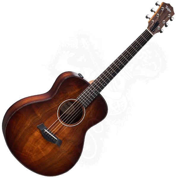 Taylor GSMINIEKOAPLUS GS Mini-e All Koa Acoustic Electric Guitar w/Case
