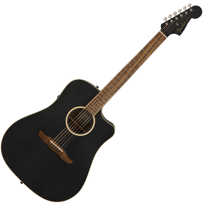 Fender 0970813106 Redondo Special Acoustic Electric in Matte Black