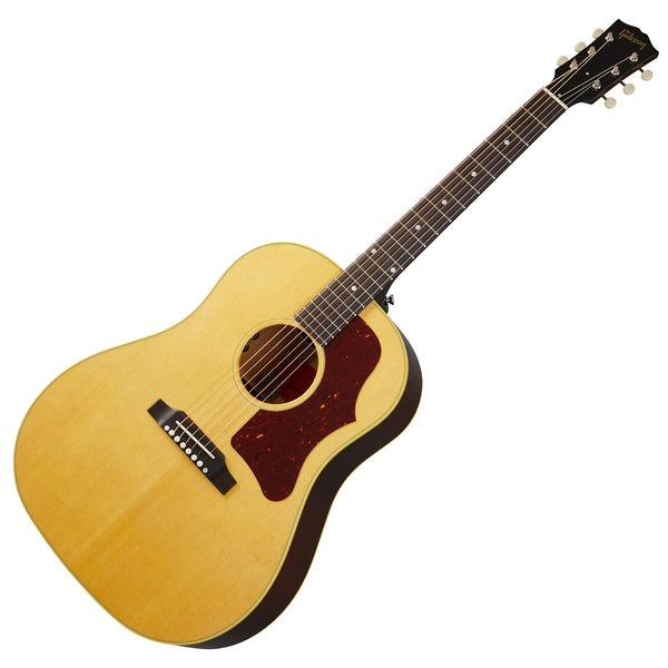 Gibson 50s J-50 Original Acoustic Electric in Antique Natural with Case - ACO505ANNH