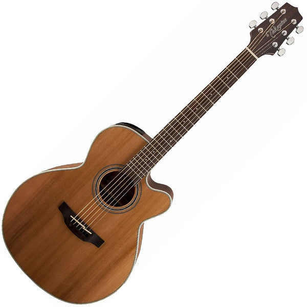 Takamine G 20 Series NEX Cutaway Acoustic Electric in Natural - GN20CENS