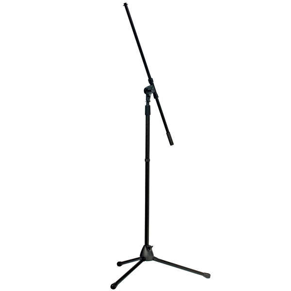 Yorkville MS206B Black Microphone Boom Stand