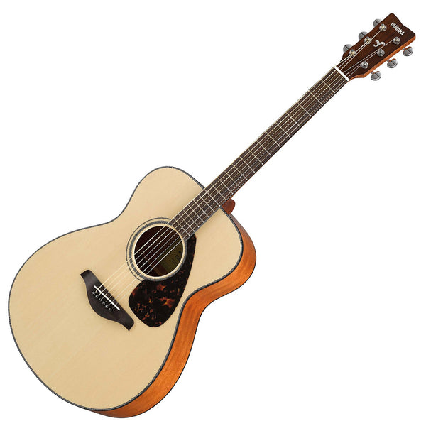 Yamaha FS800NT Solid Spruce Top Folk Size Acoustic Guitar in Natural
