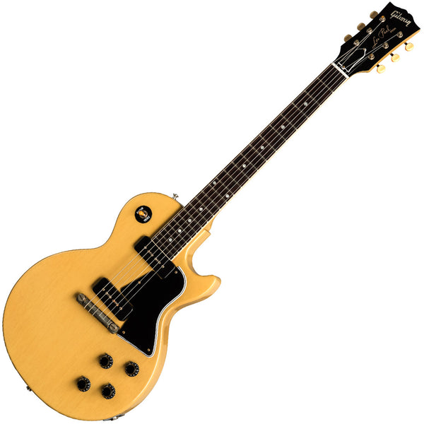 Gibson Les Paul Special Electric Guitar in TV Yellow with Case - LPSP00TVNH