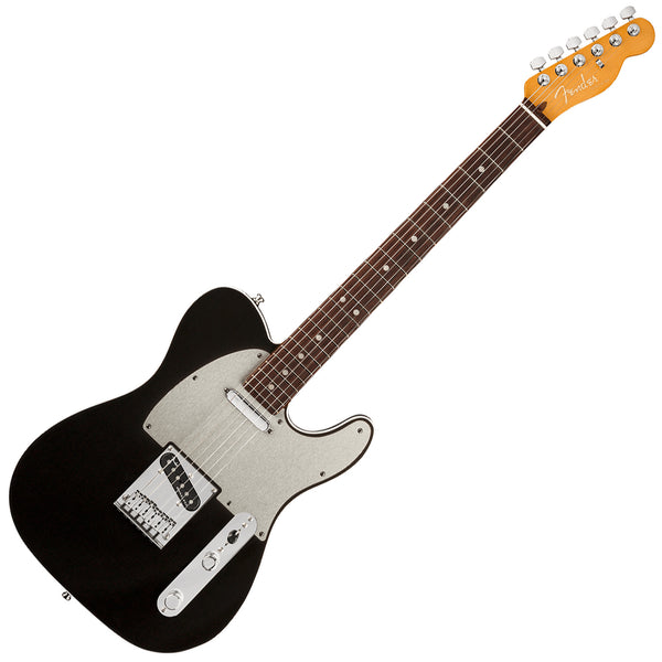 Fender American Ultra Telecaster Electric Guitar Rosewood in Texas Tea with Case - 118030790