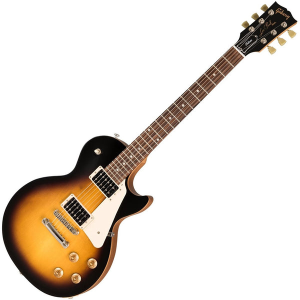 Gibson Les Paul Tribute Electric Guitar in Satin Tobacco Burst with Soft Case - LPTR00STNH