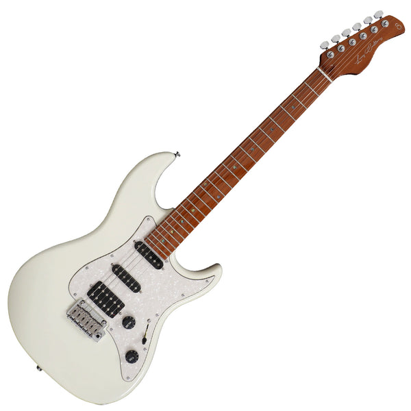 Sire Larry Carlton S7 Strat Style Electric Guitar in Antique White