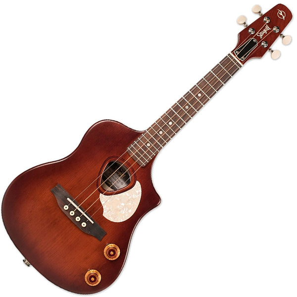 Seagull 046348 Electric Ukulele Steel String in Burst Finish