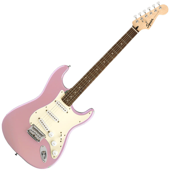 Squier Bullet Stratocaster HT Electric Guitar Laurel in Shell Pink - 0371005556