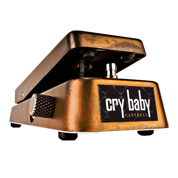 Dunlop JC95B Jerry Cantrell Cry Baby Wah Effects Pedal