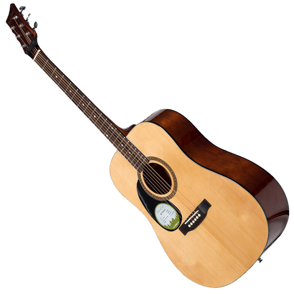 Beaver Creek BCTD101L Left Hand Dreadnought Acoustic Guitar