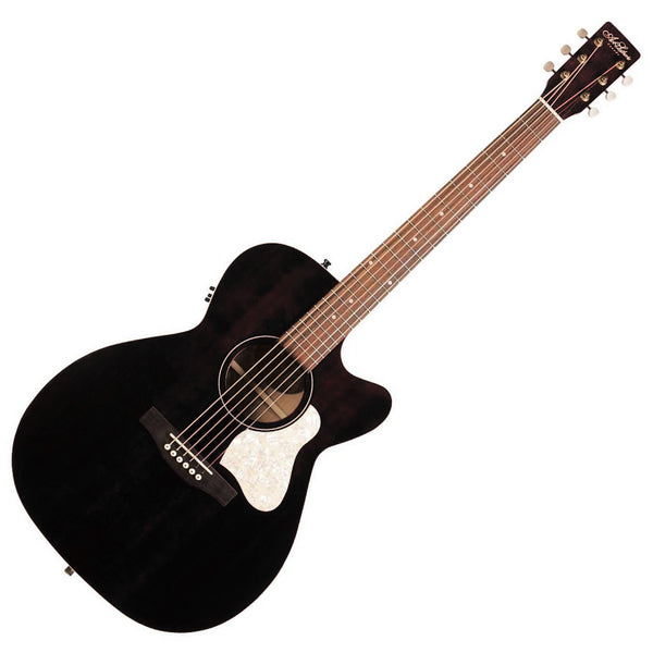 Art & Lutherie 042371 Legacy Cutaway Acoustic Electric in Faded Black