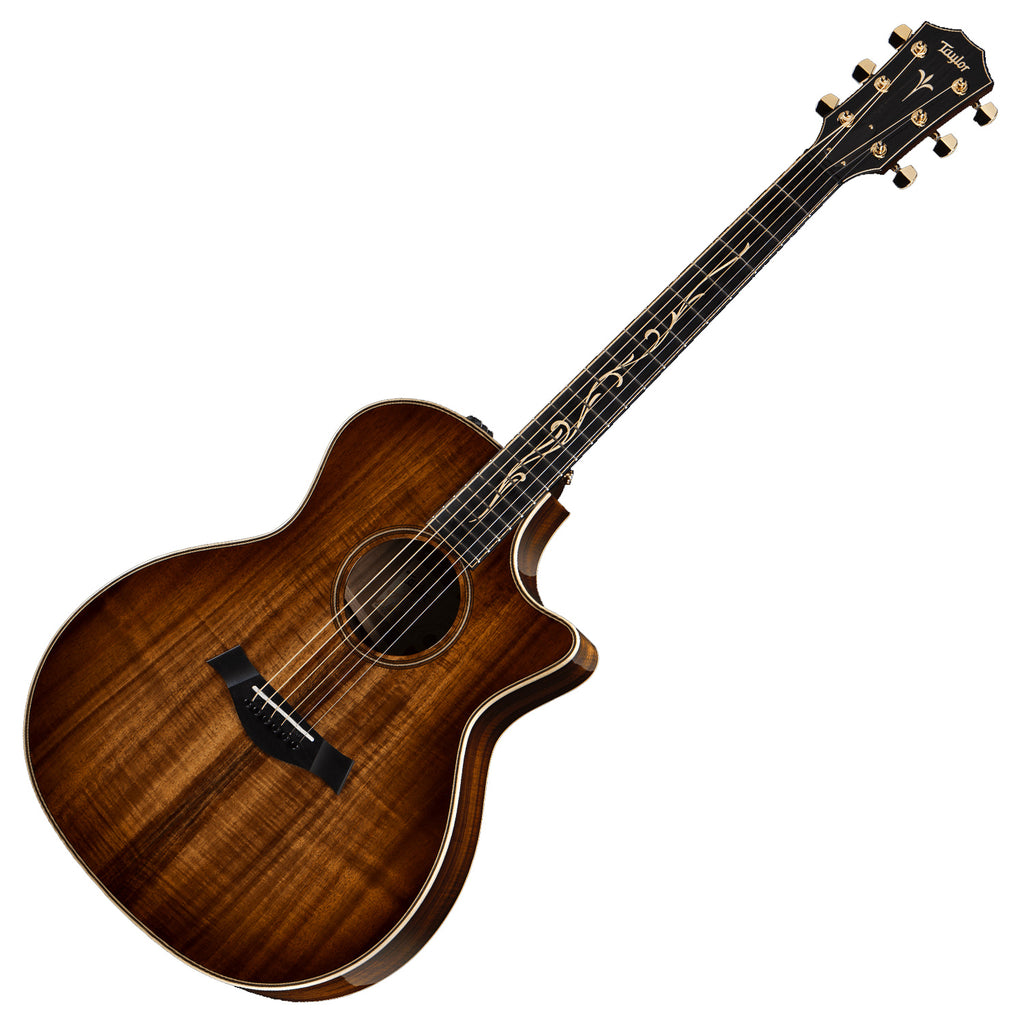 Taylor K24CE Grand Auditorium V-Class Cutaway Acoustic Electric
