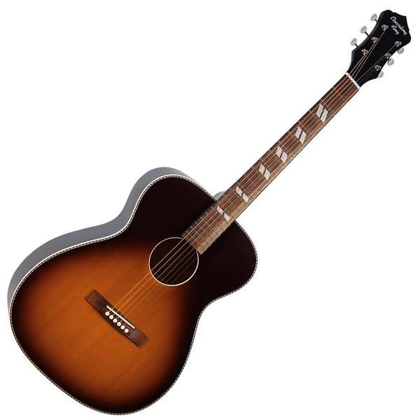 Recording King Dirty 30s Series 7 000 Acoustic Guitar in Tobacco Sunburst - ROS7TS