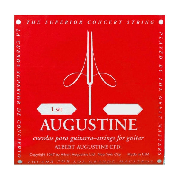 Augustine Nylon Classical Strings Med. Hard Tension - ARD