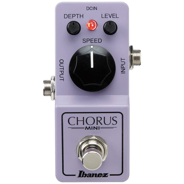 Ibanez Mini Stereo Chorus Effects Pedal - CSMINI