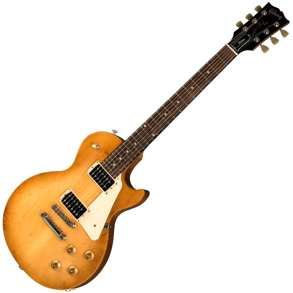 Gibson Les Paul Tribute Electric Guitar in Satin Honeyburst with Soft Case - LPTR00SHNH