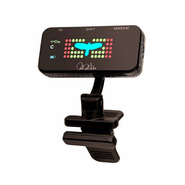 PRS Rechargeable Clip-On Chromatic Guitar Tuner - 106663BL