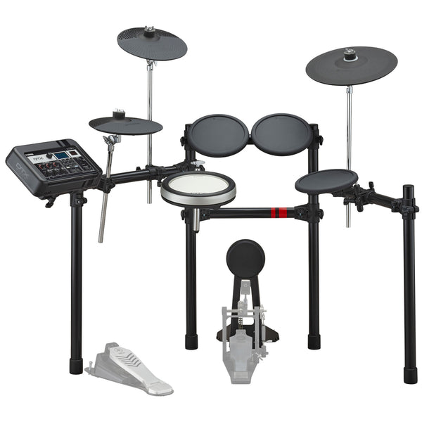 Yamaha 5 Piece Electronic Drum Kit with XP80 Snare - DTX6KX