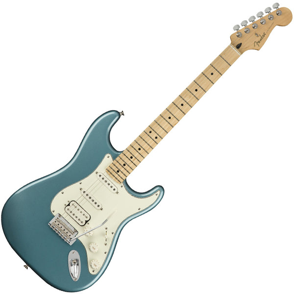 Fender 0144522513 Player Stratocaster Electric Guitar HSS Maple Neck in Tidepool
