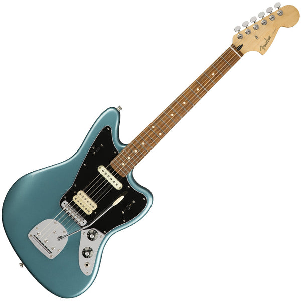 Fender 0146303513 Player Jaguar Electric Guitar Pau Ferro in Tidepool