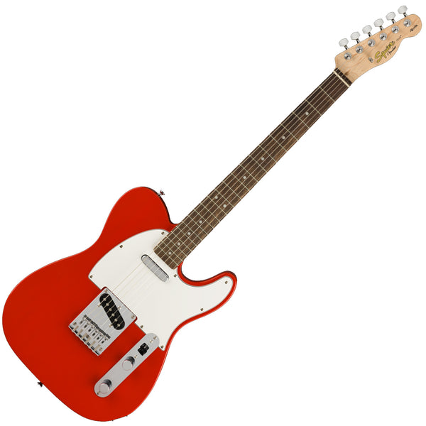Squier 0370200570 Affinity Telecaster Electric Guitar in Race Red