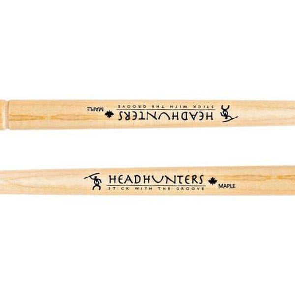 Headhunters Maple Grooves CCC Drumsticks - (Single Pair) - MGCCC