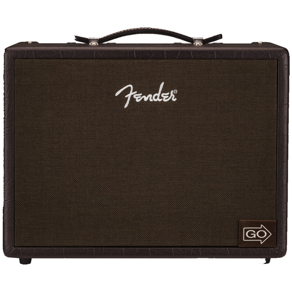 Fender Acoustic Junior GO Guitar 100 Watt Rechargeable Acoustic Amplifier with Bluetooth - 2314400000