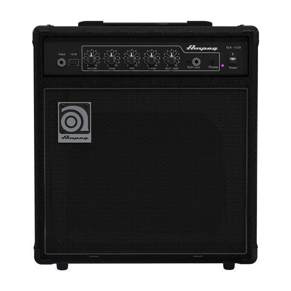 Ampeg BA108V2 20 Watt 1x8 Electric Bass Amplifier