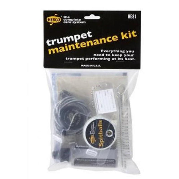 Herco HE81 Trumpet Maintenance and Cleaning Kit