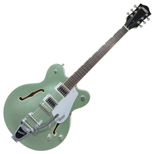 Gretsch Electromatic G5622T Center Block Bigsby Electric Guitar in Aspen Green - 2508200553